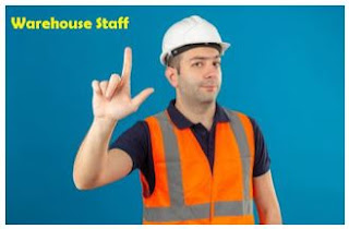 The Main Tasks Of The Warehouse Staff