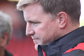 Eddie Howe only has a few weeks to work his magic and get his team fired up for the last nine games