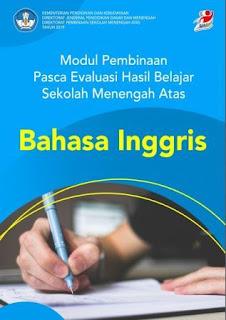 Modul Pembinaan Evaluasi Hasil Belajar Bahasa Inggris