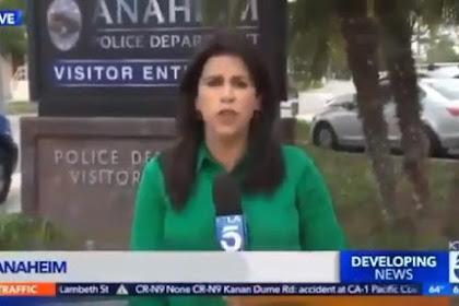 Viral Reporter TV Minta Keterangan dari Pria yang Sudah Tewas