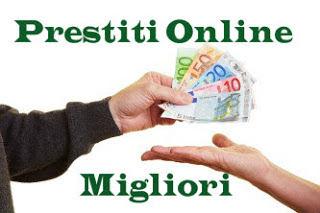 Migliori Prestiti Personali Online 2019 NON GARANTITI