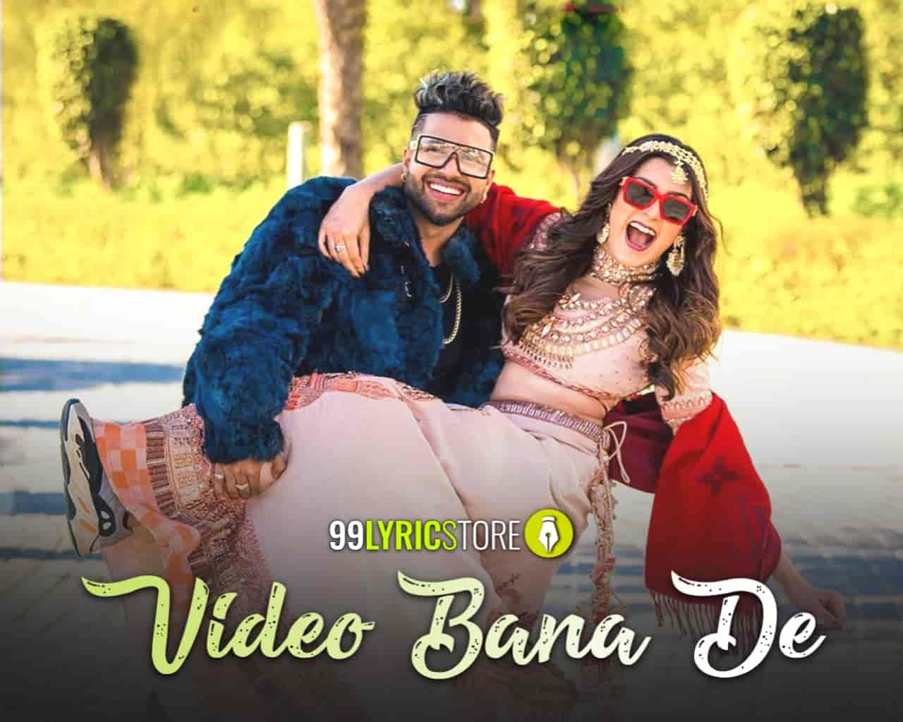 Video Bana De Song Image By Sukh E and Aastha Gill