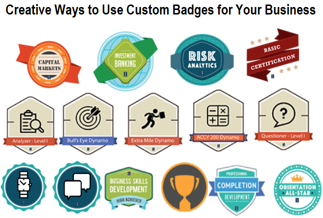 Creative Ways to Use Custom Badges for Your Business