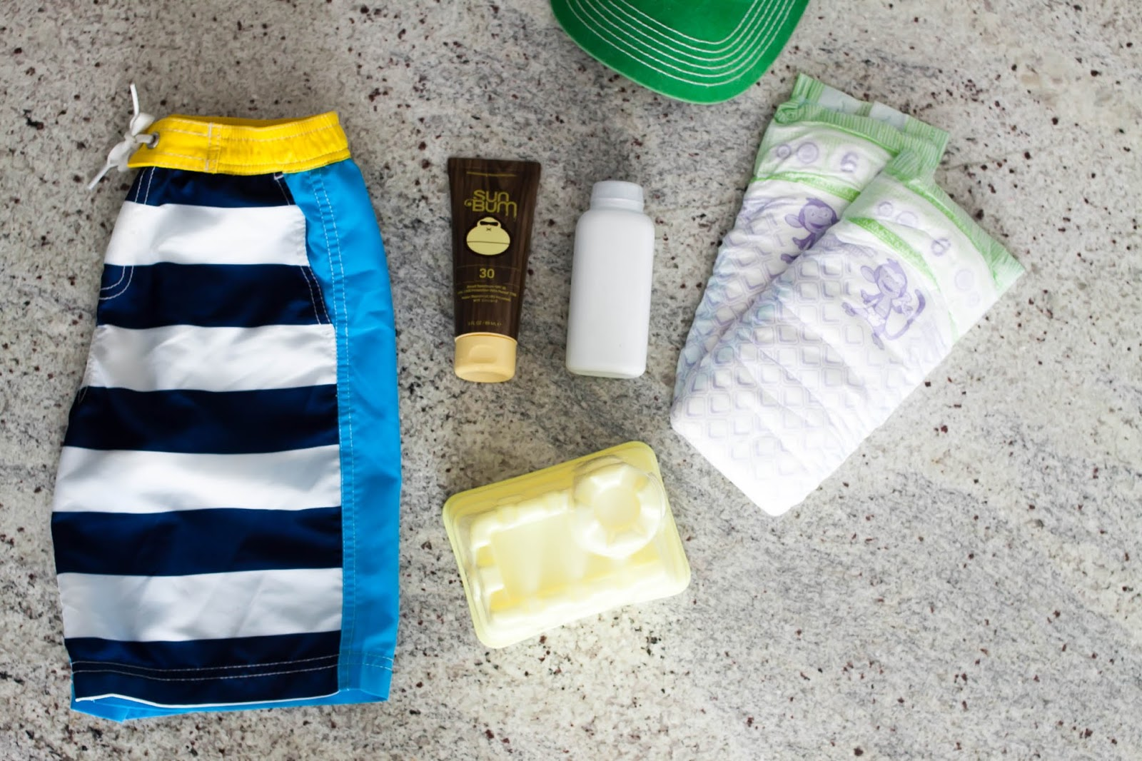 Beach Hack Number 1 Pack The Baby Powder