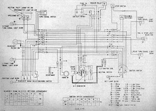 Honda C70 Electrical Wiring Diagram 1982 honda c70 adventures places and things to look at Honda CT70 Wiring-Diagram at mifinder.co