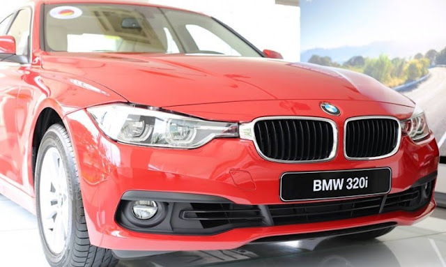 Bmw 320i 2016 giá bán bao nhiêu