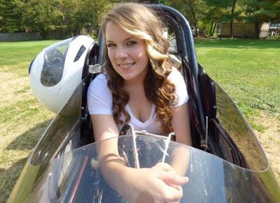 Jackie Braasch, Motorsports racer