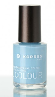 Ioanna's Notebook - Summer nail polishes - Korres