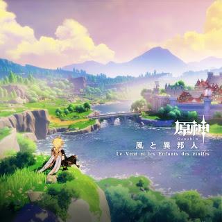 Genshin Impact – Kaze to Kotokunibito: Le Vent et les Enfants des étoiles
