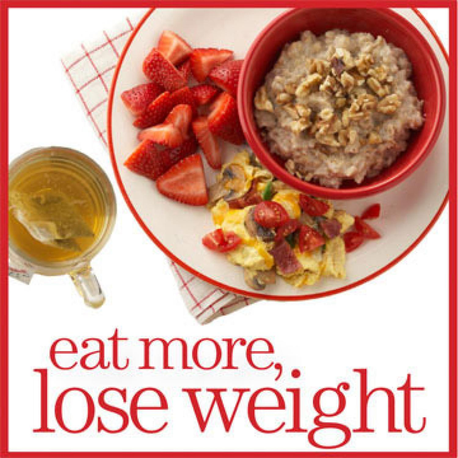List of Foods to Eat to Lose Weight Fast