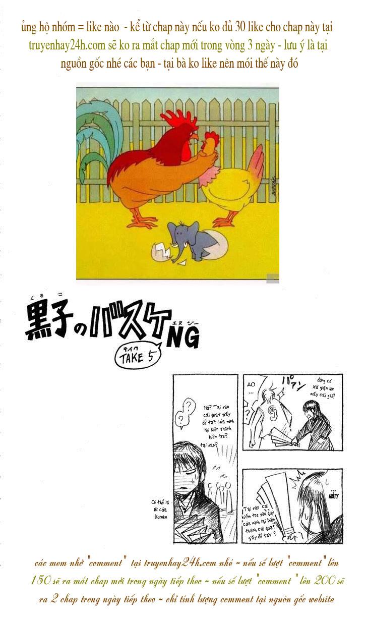 Kuroko No Basket chap 160 trang 19