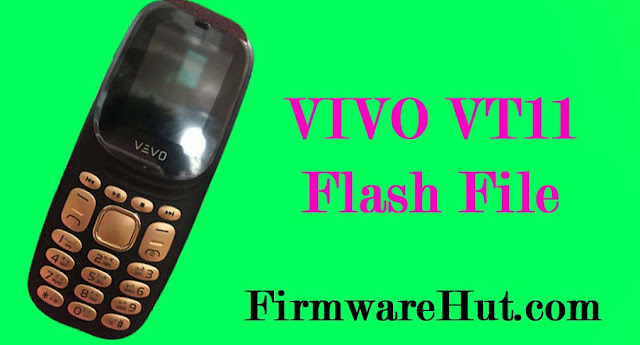 VIVO VT11 Flash File pic