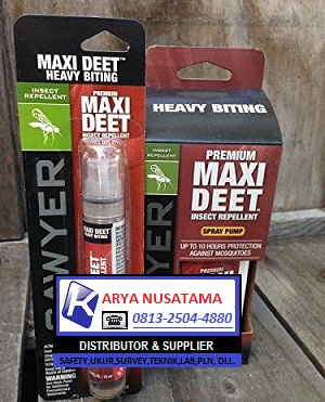 Jual MAXI DEET SPRAY For Application To Skin di Indramayu