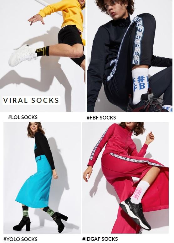 Viral Socks