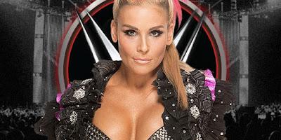Natalya Shows Off Black Eye After RAW