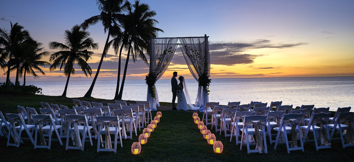 Fiji World's Best Destination Wedding Venues