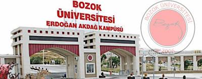 bozok üniversitesi افتتاح التسجيل على جامعة بوزوك 2019