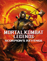Mortal Kombat Legends: La venganza de Escorpión