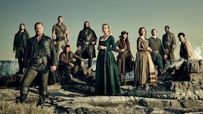 Netflix Dizileri: La Revolution, Black Sails ve Deniz Katedrali