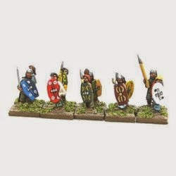 GAU4 Celtic Warband / Infantry.