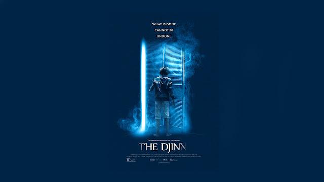 Review Movie The Djinn (2021)