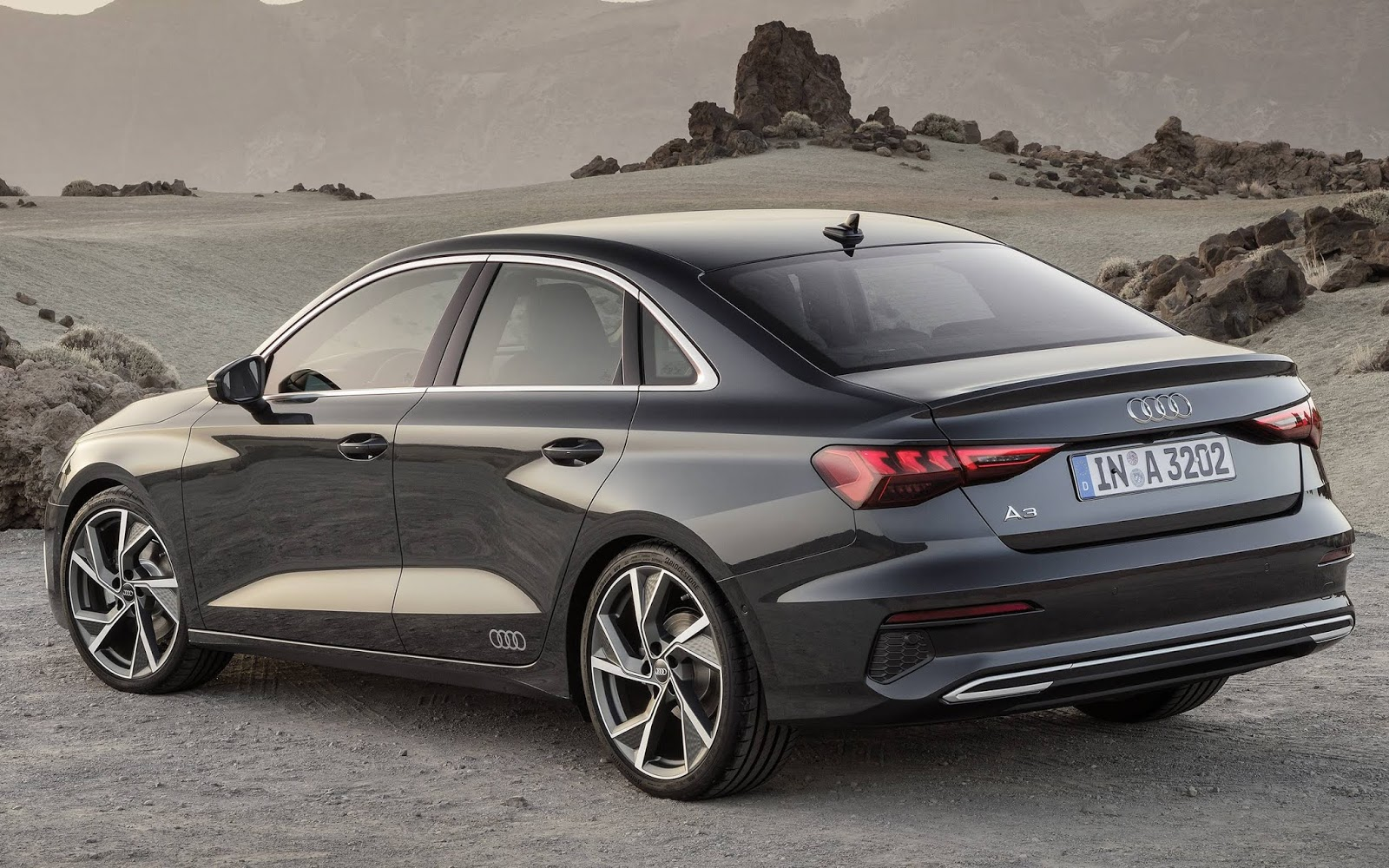 Novo Audi A3 Sedan 2021: fotos, preços e detalhes - Europa ...