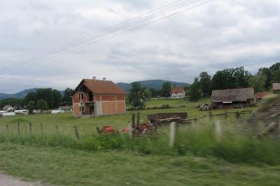 Servië, onderweg per camper