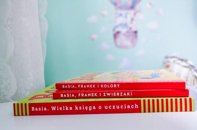 Czytam dziecku | Basia i....
