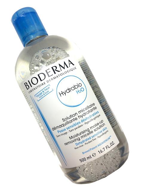 BIODERMA Eau Micellaire Hydrabio H2O