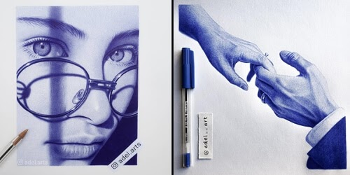 00-Ballpoint-Pen-Drawings-Adel-www-designstack-co