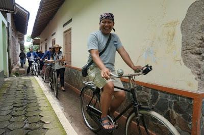 Bersepeda Keliling Desa Wisata Malangan