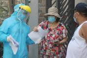 Vợ của ca nhiễm cộng đồng (BN418) là giáo viên, nhiều học sinh có nguy cơ lây nhiễm