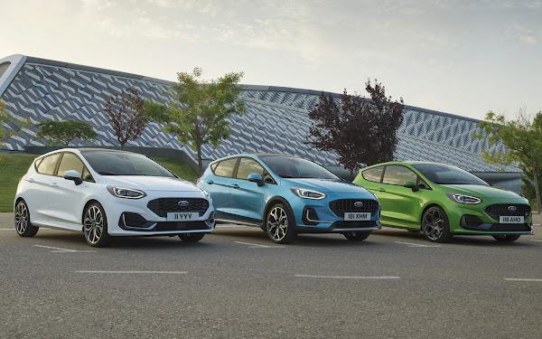 Novo Ford Fiesta 2022