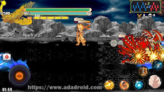 Narsen by Naruto Senki Mod Tidak Apk
