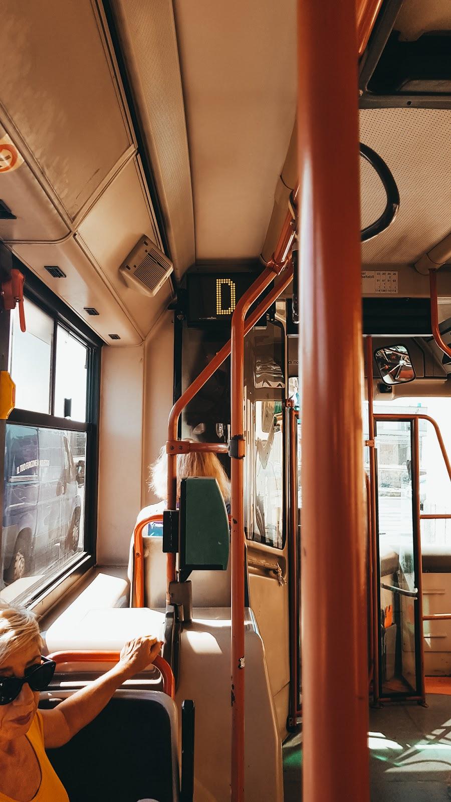 Autobus Linii D Katania