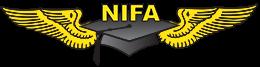 National Intercollegiate Flying Association (NIFA) Logo and Wings