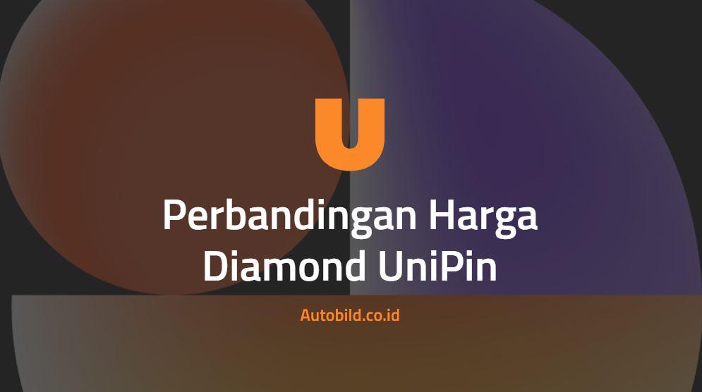 Perbandingan Harga Diamond UniPin