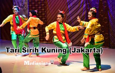 Tari Sirih Kuning (Jakarta)