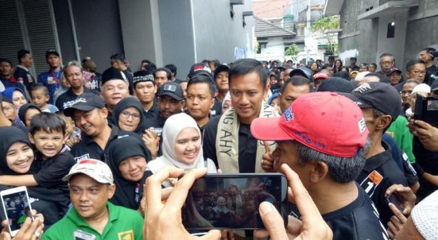 Agus Yudhoyono: Jangan Mau Diiming-imingi Janji Uang