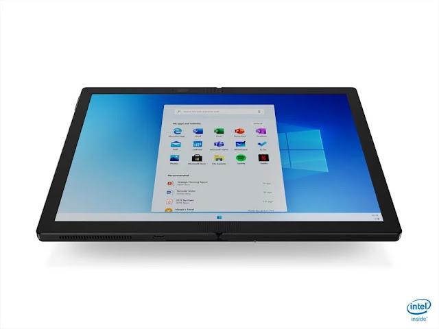 Lenovo Windows 10X