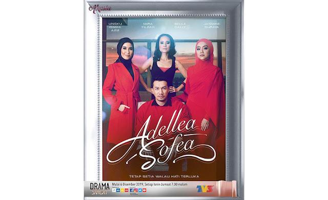 Tonton Drama Adellea Sofea Kesemua Episod Disini