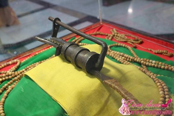 Kunci Makam Ashabul Kahfi