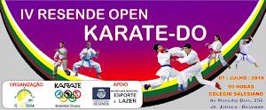 4ª Copa Resende de Karate