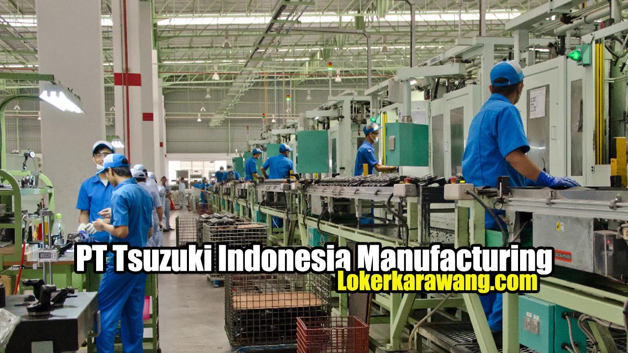 PT Tsuzuki Indonesia Manufacturing
