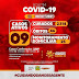Jaguarari registra 03 novos casos de coronavírus nesta quinta-feira (08)