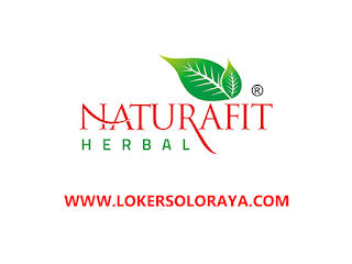 Lowongan Kerja Sragen Bulan Mei 2021 di Naturafit Herbal