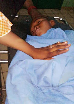 Graphic: Gay Man rapes young boy to death in Niger state