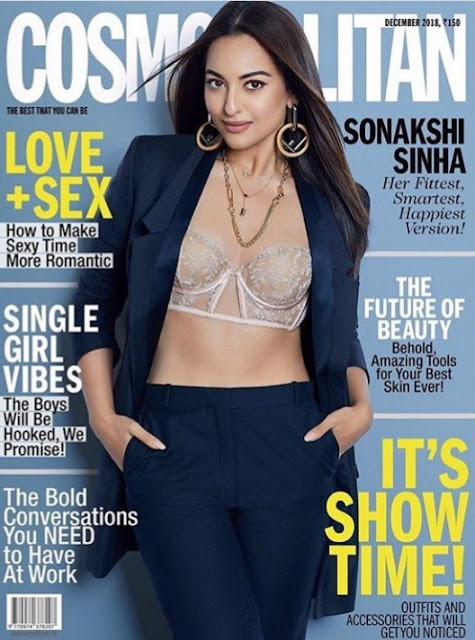 Sonakshi Sinha (Actress) Wiki,Age,Family, Boy Friend, Education, Career, Biography  and More