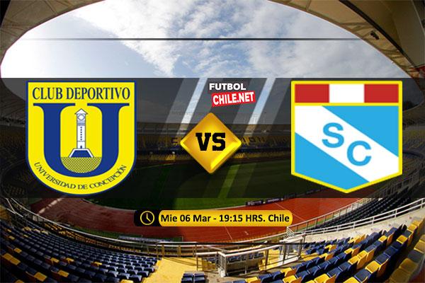 PREVIA: Universidad de Concepción vs Sporting Cristal