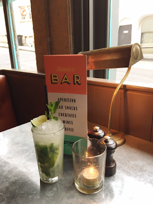 Cocktails, Jamie's Italian, Park Street, Bristol, Set Lunches Bristol, Jamie Oliver, Lunch, Theatre Meal Deals, Clifton
